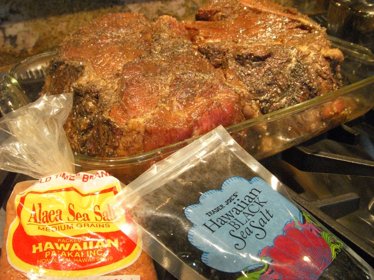 how to make kalua pork in oven