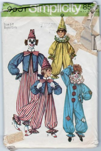 Costume Sewing Patterns - Creative Sewing Tips