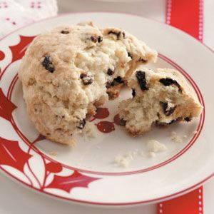 Ginger Currant Scones Made with buttermilk and flavored with fresh ...