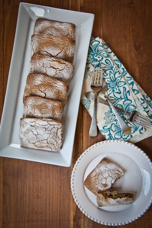 ... Gingerbread Toaster Pastries with Bourbon Pear Filling - Eat The Love