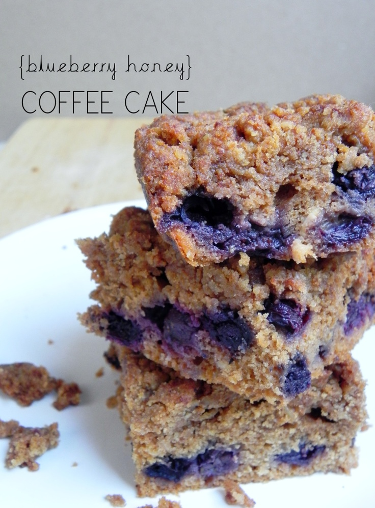 Blueberry Coffee Cake | Bread & Circus | Pinterest