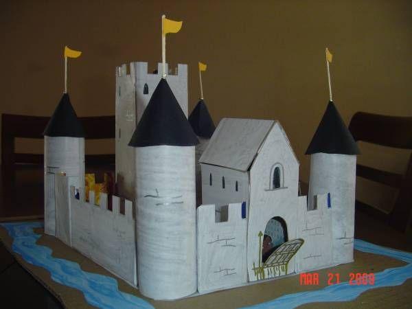 А как сделать замок из бумаги 188