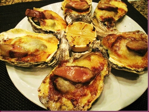 Baked oysters   Recipes   Pinterest