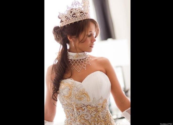 photos 39 gypsy wedding 39 dress designer tells all