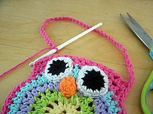 Little Owl Purse-Crochet Pattern