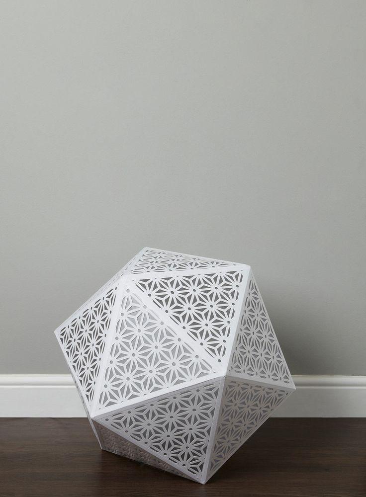Hope Laser Cut Floor Lamp From Bhs Laser Designs Pinterest