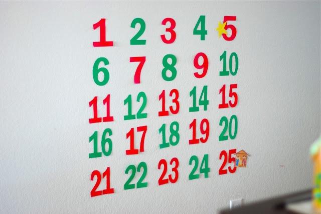 Advent calendar for kids | Holidays--Christmas | Pinterest