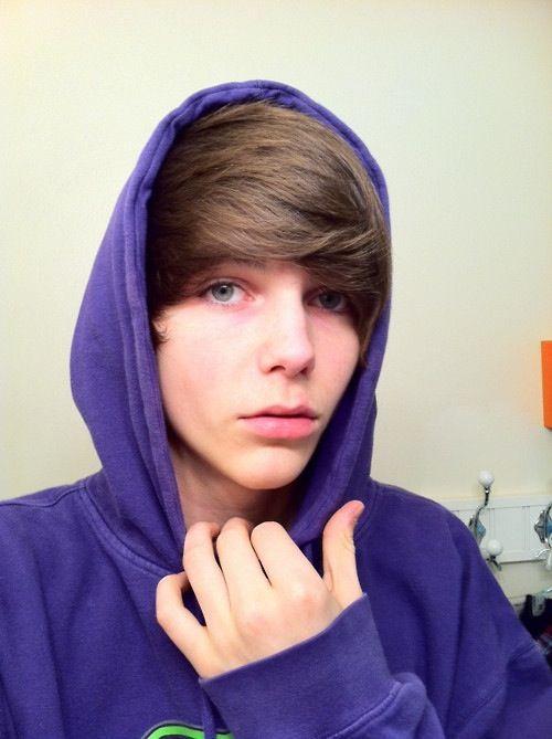 Cute boy with brown hair tumblr