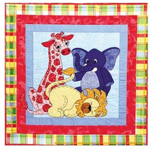 Crochet Pattern Central - Free Jungle Animal Crochet