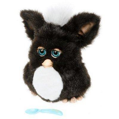 Furbie black and white hot toys christmas 2012 pinterest