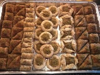 party mix baklava | FOOD | Pinterest