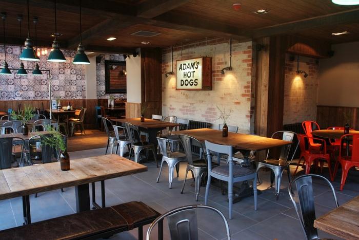 Restaurant and Bar Design Awards   Garage Bar   Pinterest
