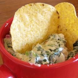 Hot Artichoke and Spinach Dip II Recipe - Allrecipes.com