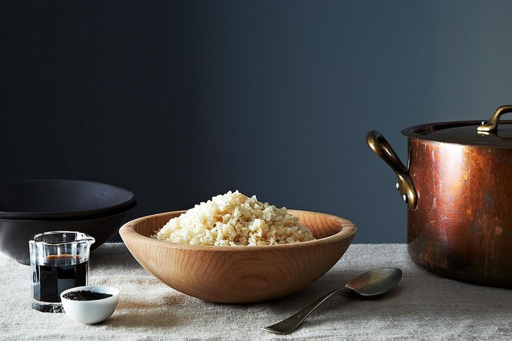 How to cook perfect brown rice, every time.