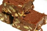 Super Easy Freezer Fudge | Sweet Treats | Pinterest