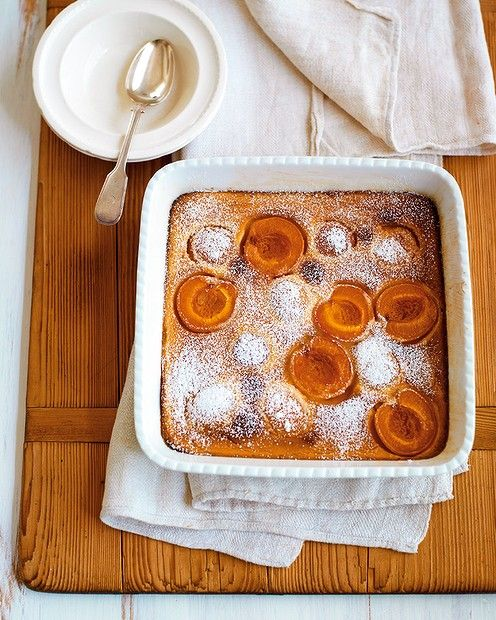 Apricot clafoutis | Breads, Cakes, Muffins, Scones and Other Deliciou ...