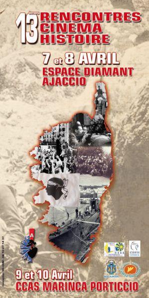 Rencontres cinema histoire ajaccio