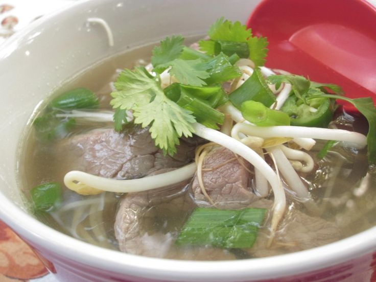 Pho Bo (Vietnamese Beef Noodle Soup) - Once A Month Meals - Freezer ...