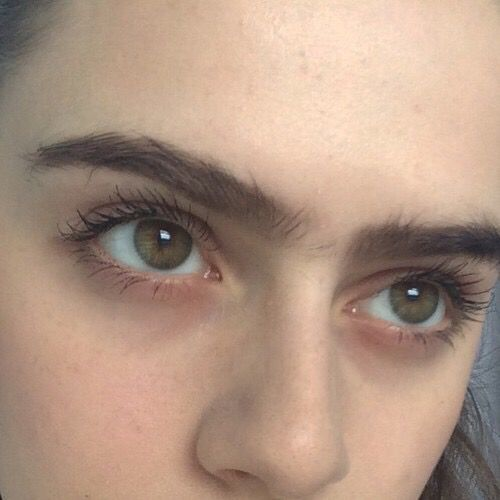 15 Women With Brilliant Brows on Pinterest
