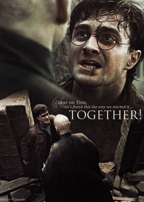 Come on tom let s finish this the way we started it together quot