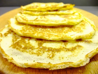 Cream Cheese Pancakes | *Recipes | Pinterest