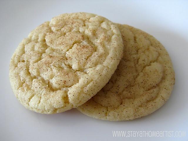 Snickerdoodle Cookies | Recipes | Pinterest