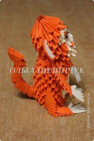 Модульное оригами чунга чанга мастер класс