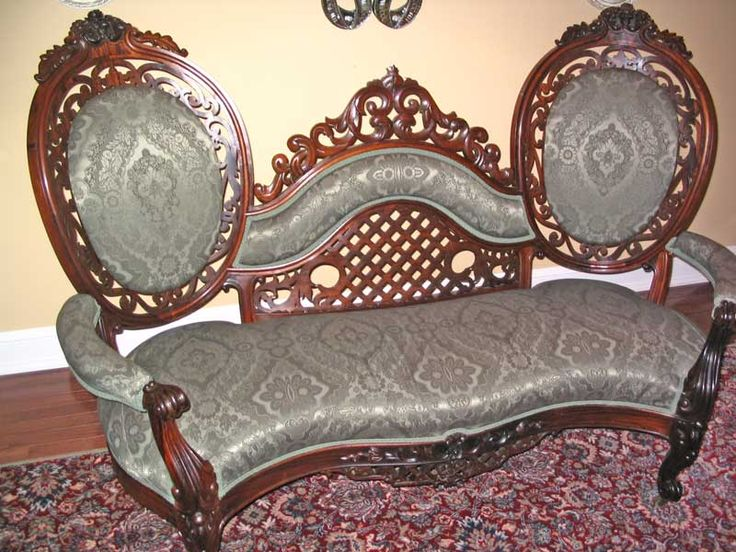 Victorian Era Sofa For The Home Pinterest