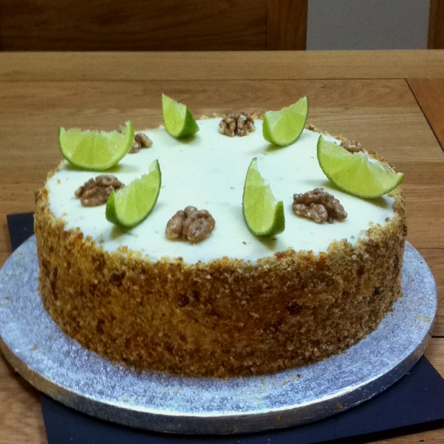 Mojito cake - Lorraine Pascal | Baking: Cakes | Pinterest