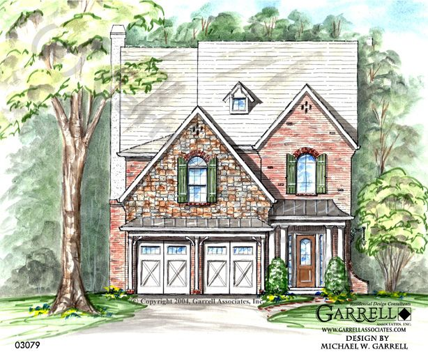 Pin By Garrell Associates Incorporated On House Plans