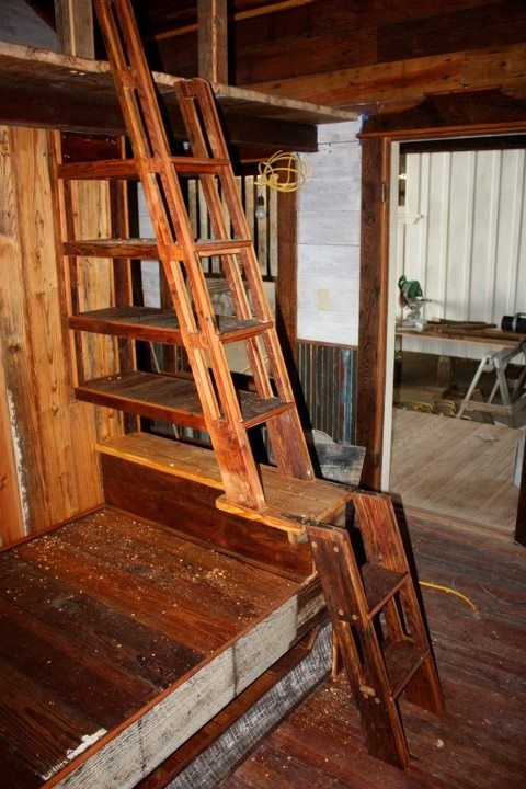 Pin by Victoria on Tiny House Ladders and Stair Solutions