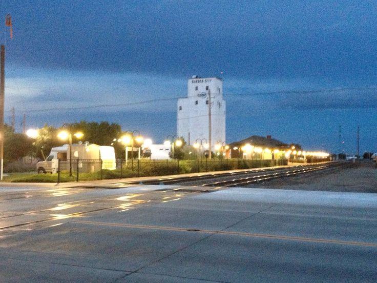 Train Depot Downtown Garden City Ks Happy Memories