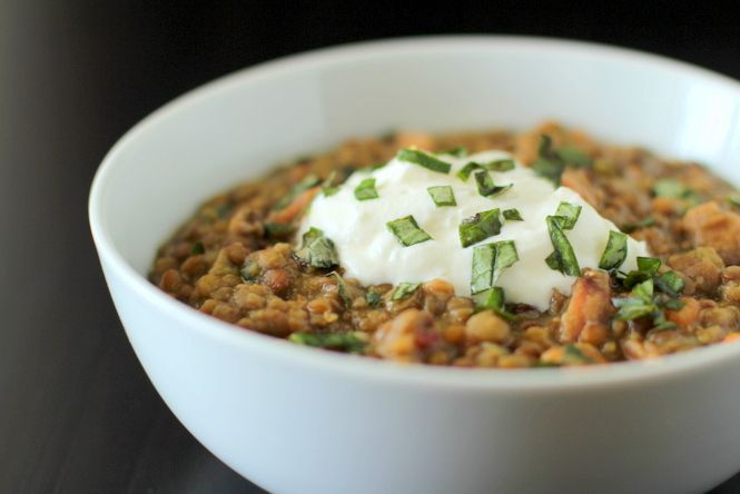 herbed ham and lentil soup | soups/stews | Pinterest