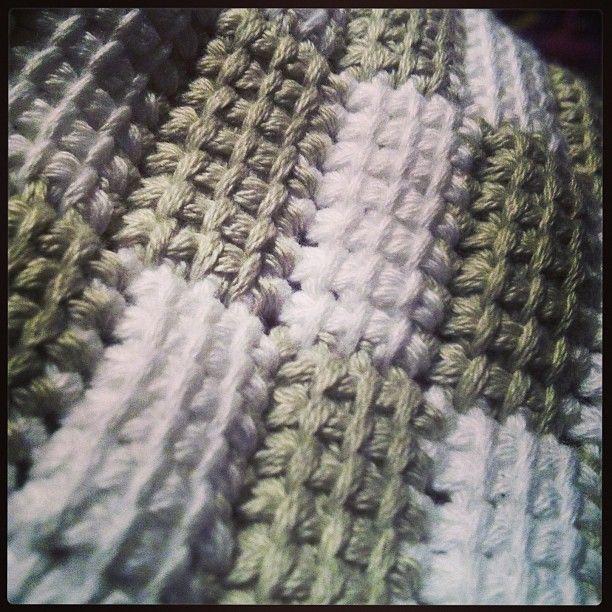 Crochet Entrelac : Entrelac Crochet Crochet Pinterest