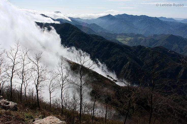 Fiumi di nuvole