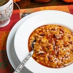 Slow Cooker Pumpkin Pie Steel Cut Oatmeal — Punchfork