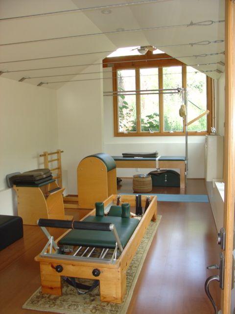 Redesign Garage Into Studio Pilates Studio And Home