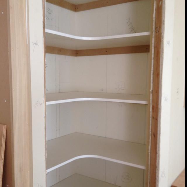 Pantry Shelves For The Home Pinterest