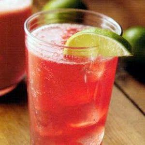 Pomegranate Cooler | Magazine Cut Outs | Pinterest