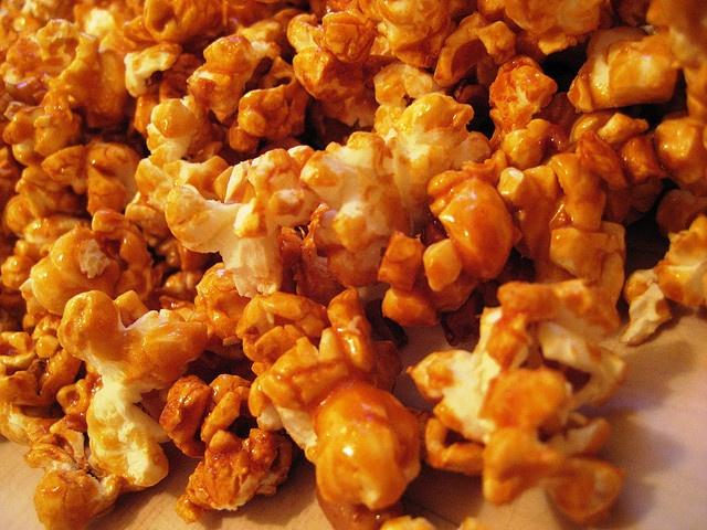 Homemade Cracker Jack | Gluten-free | Pinterest