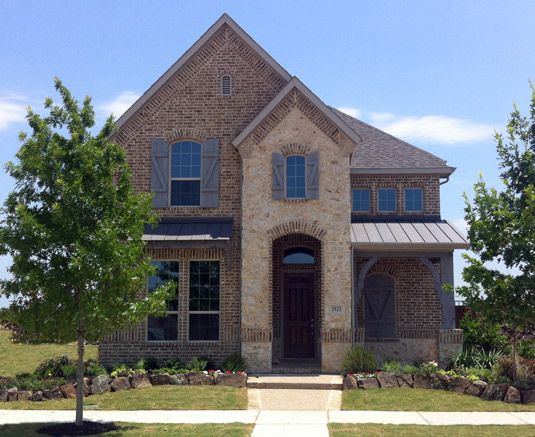Viridian by K. Hovnanian® Homes® | 1 texas home | Pinterest