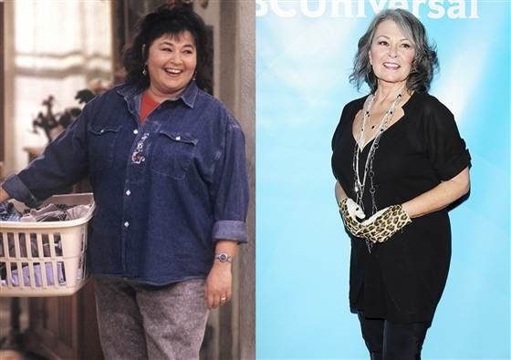 Roseanne Barr reveals her 'radical' diet: 'Eat less and move more'