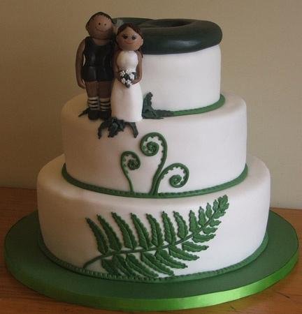 Cake Design New Zealand : Pin Koru Maori Cake Bees Design Tags Newzealand Cake on ...