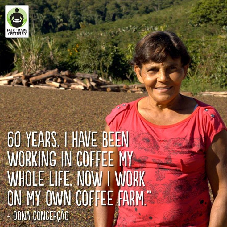 When you choose #FairTrade coffee, you're empowering women like Dona to become leaders. Big thumbs up for Dona & read her inspiring story here: http://fairtrd.us/1bsOenw