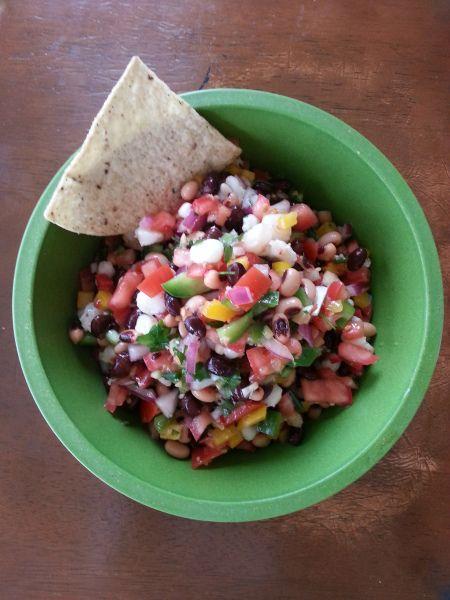 texas caviar | flavorsmack | *get in my belly | Pinterest