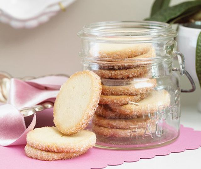 Classic No-Fail Shortbread | Sweet Things | Pinterest