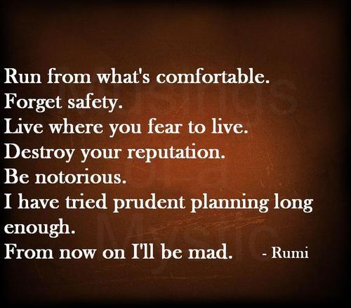rumi quote quotes pinterest