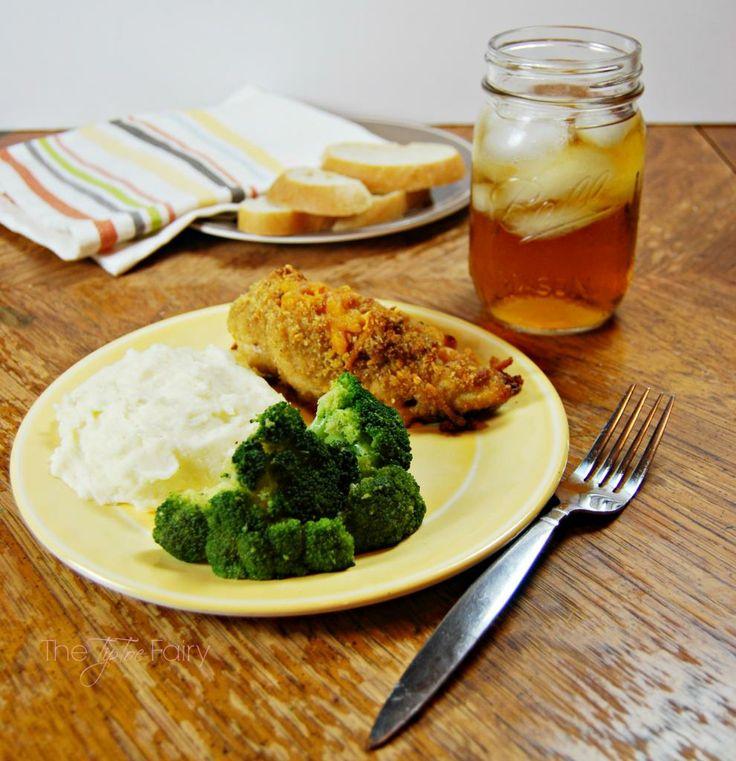 Garlic Cheddar Chicken Breasts | Recipe