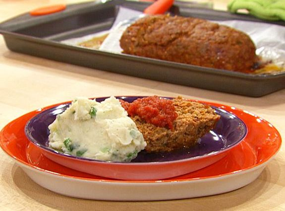 Cajun Meatloaf, Rachel Ray. I have to try this with beef and beef ...