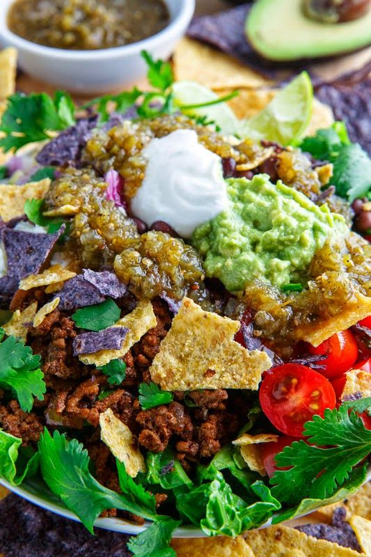 Taco Salad | Recipe